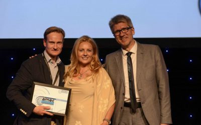 Commetric wins at AMEC Awards 2013