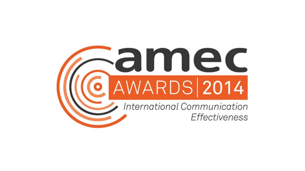 Commetric wins two 2014 AMEC Awards