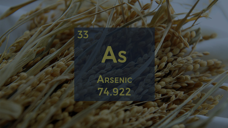 Arsenic in food: consumers concerned but brands not implicated… yet