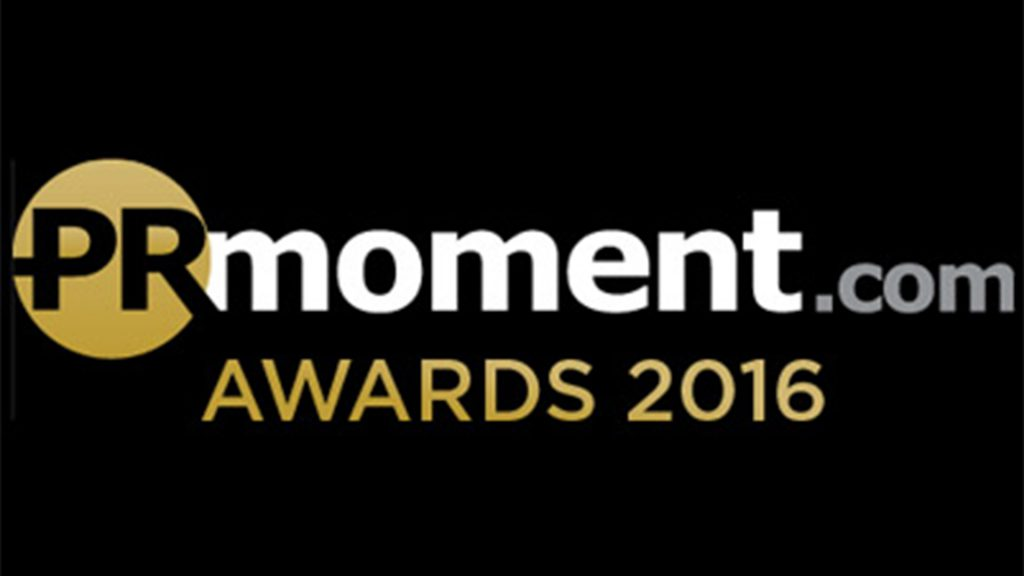 Commetric finalist at PRmoment Awards