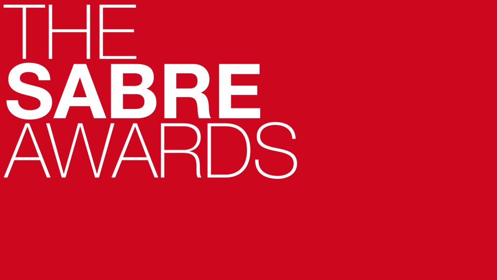Commetric shortlisted for a Diamond SABRE Award