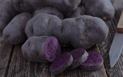 Mapping the Top Food & Drink Trends of 2018 – Purple Sweet Potatoes