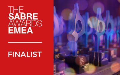Commetric Shortlisted for Two Diamond SABRE Awards