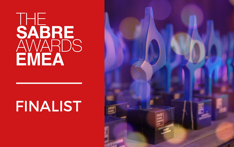 Commetric designated as a finalist for 2018 Diamond SABRE Award