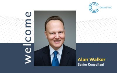 Commetric hires industry veteran Alan Walker to drive European expansion