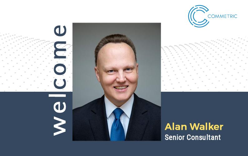 Commetric hires industry veteran Alan Walker to drive European expansion
