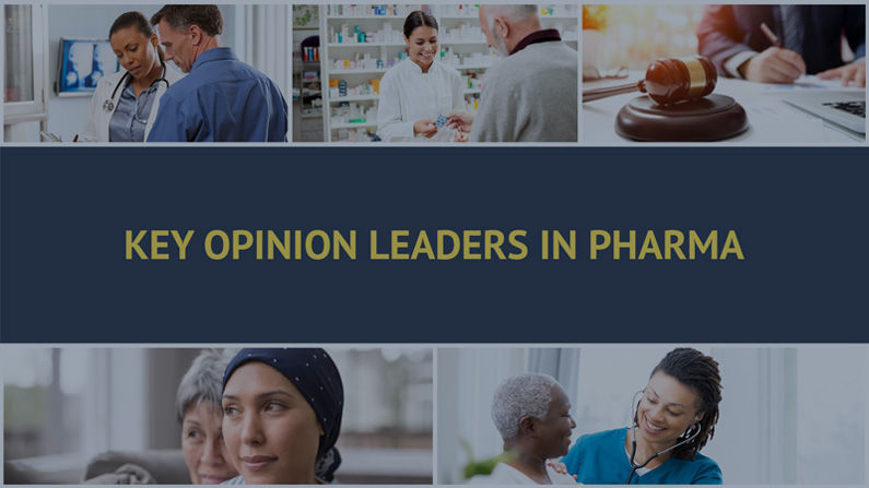 Identifying Key Opinion Leaders in Pharma Through Influencer Network on