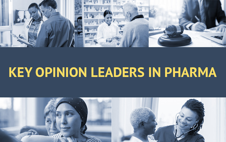 Identifying Key Opinion Leaders in Pharma Through Influencer Network Analysis (INA)