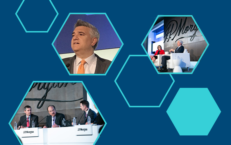 J.P. Morgan Healthcare Conference 2019: Speed Dating for Investors