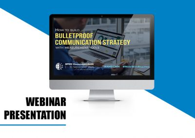 How to build bulletproof communication strategy with measurement tools