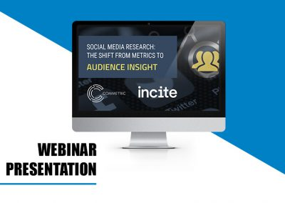 Social Media Research – the shift from metrics to audience insight
