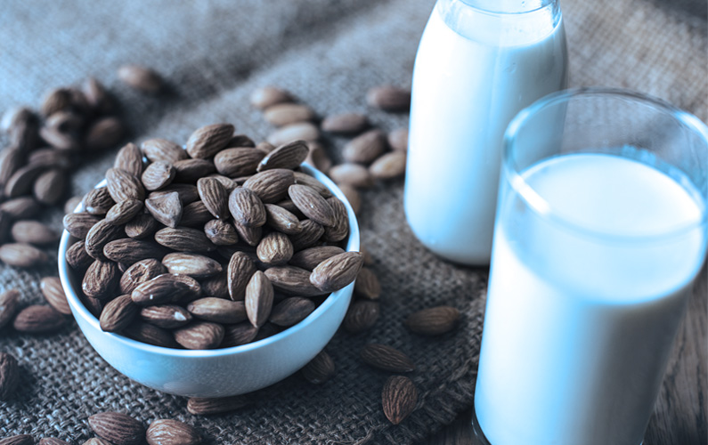 Dairy Alternatives in the Media: The Birth of the Post-Milk Generation?
