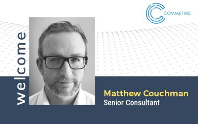 Commetric Continues Expansion With Hire of Matthew Couchman