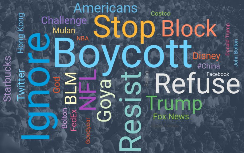 Consumer Boycotts: The 5 Most Controversial Brands in the Media Right Now