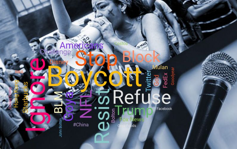 Consumer Boycotts: How Can PR Deal With the New Era of Activism?