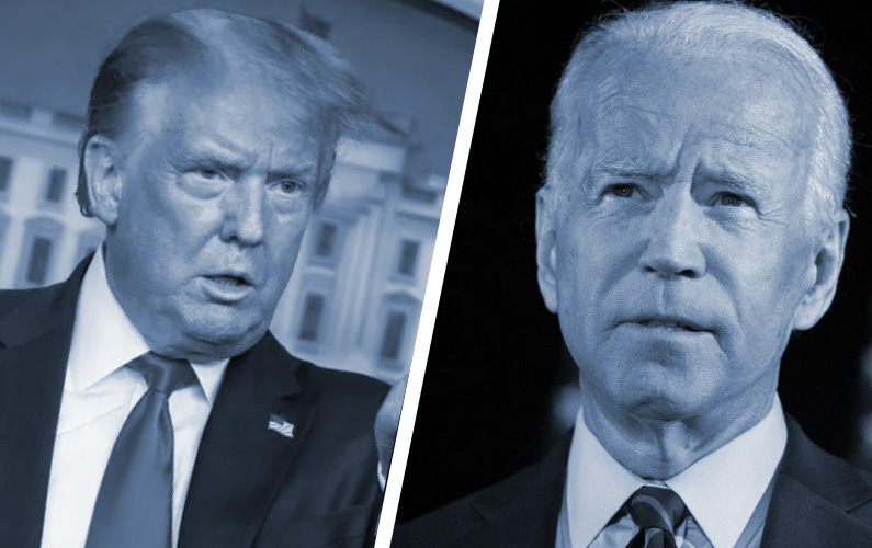 Social Media Meets Artificial Intelligence: Understanding Trump's and Biden's Hard Core Supporters on Twitter