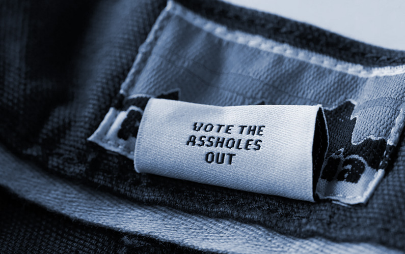 """Vote Fashion"": Is Political Activism the Latest Fashion Trend?"