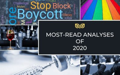 Activism, Vaccines and Pride: Commetric's Most-Read Media Analyses of 2020