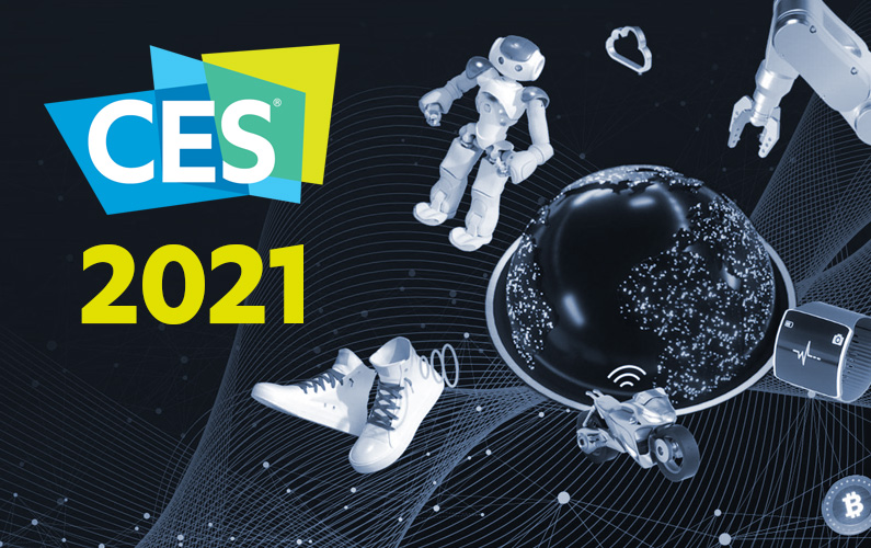 CES 2021: Pandemic Tech and Home Gadgets Ruled the Virtual Show