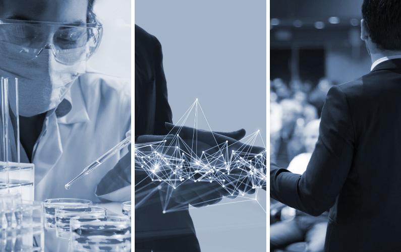 Innovation, Partnerships and CEO Comms: Pharma's Main Reputation Edges