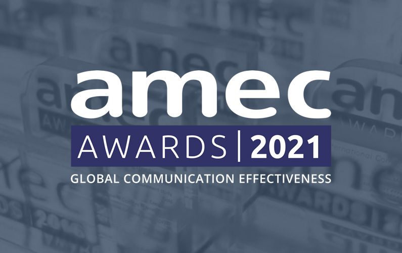 Commetric Shortlisted for 10 AMEC Awards in 8 Categories